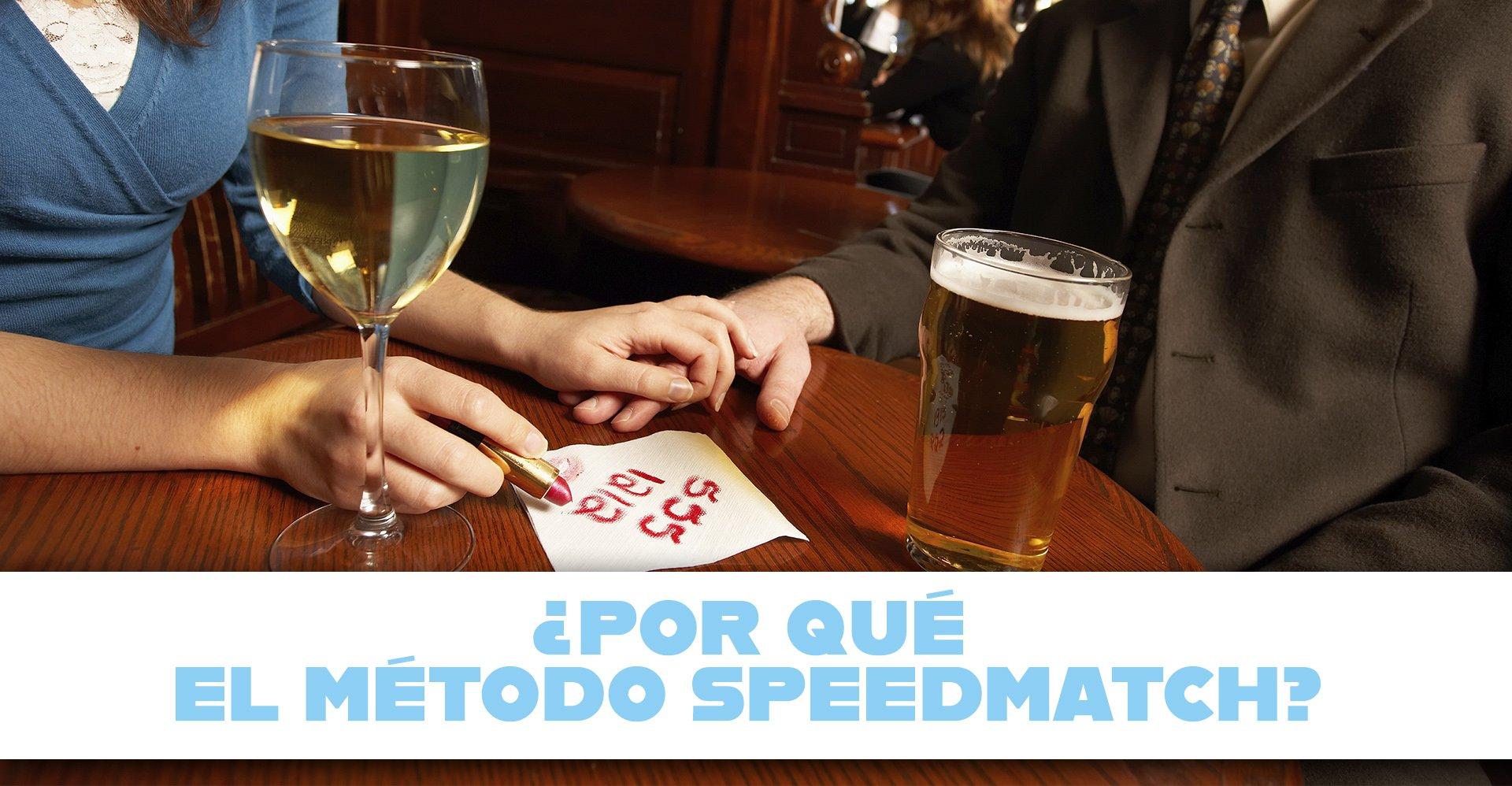 Diferencias de Speed Datings en Barcelona